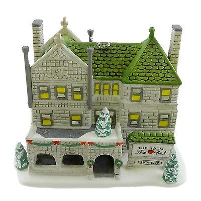 Dept 56 Accessories The First House That