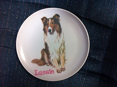 Rare Vintage Melmac Lassie Plate