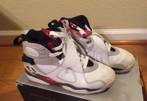 Air Jordan 8 Sz. 4.5