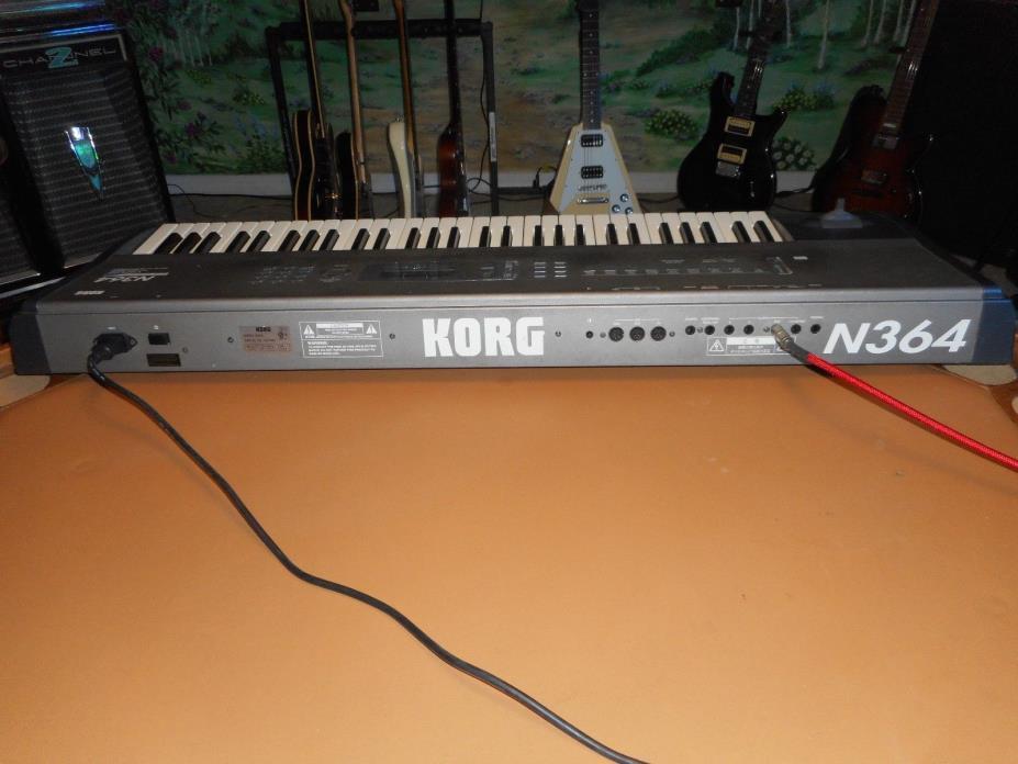KORG N364 Workstation