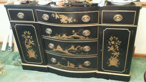 Drexel Heritage Asian Inspired Dining Room Buffet