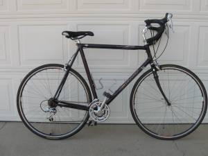 Giant CFR3 Carbon Fiber road bike 59cm Nice!! (okc)