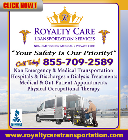 Royalty Care Transportation Services, LLC