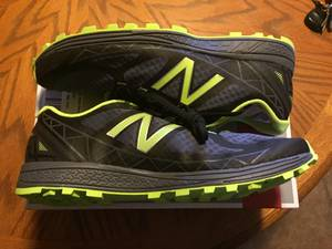 Brand-new New Balance Vazee Summit men's black shoes size 12 (glendale)