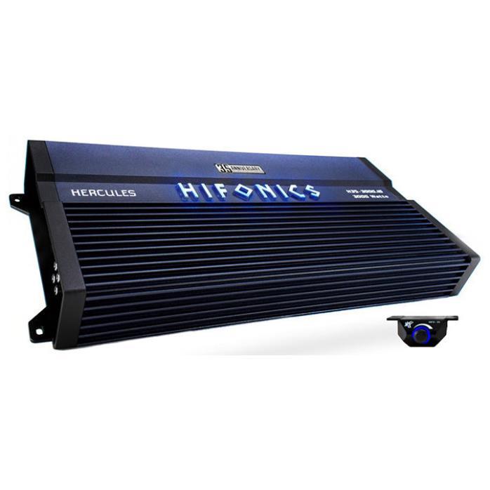 NEW HIFONICS HERCULES H3530001D 3000 WATT MONOBLOCK AMPLIFIER CAR AUDIO SUB AMP