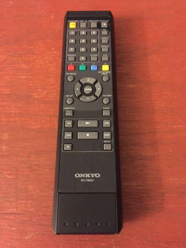 ONKYO  RC-730DV  REMOTE CONTROL/BD-SP807,DV-BD507,DV-BD606