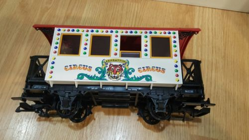 LGB 3036 Circus Passenger Train Car