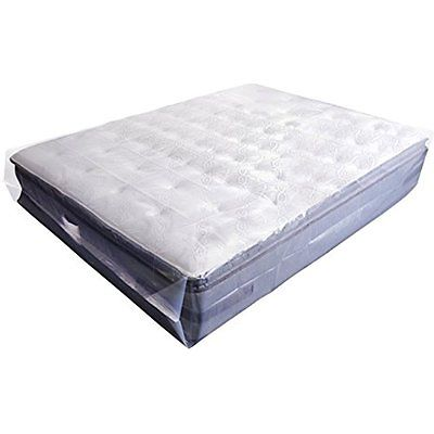 Mattress Pads CRESNEL QUEEN Size Extra Thick 4-Mil Heavy Duty Mattress Bag - -