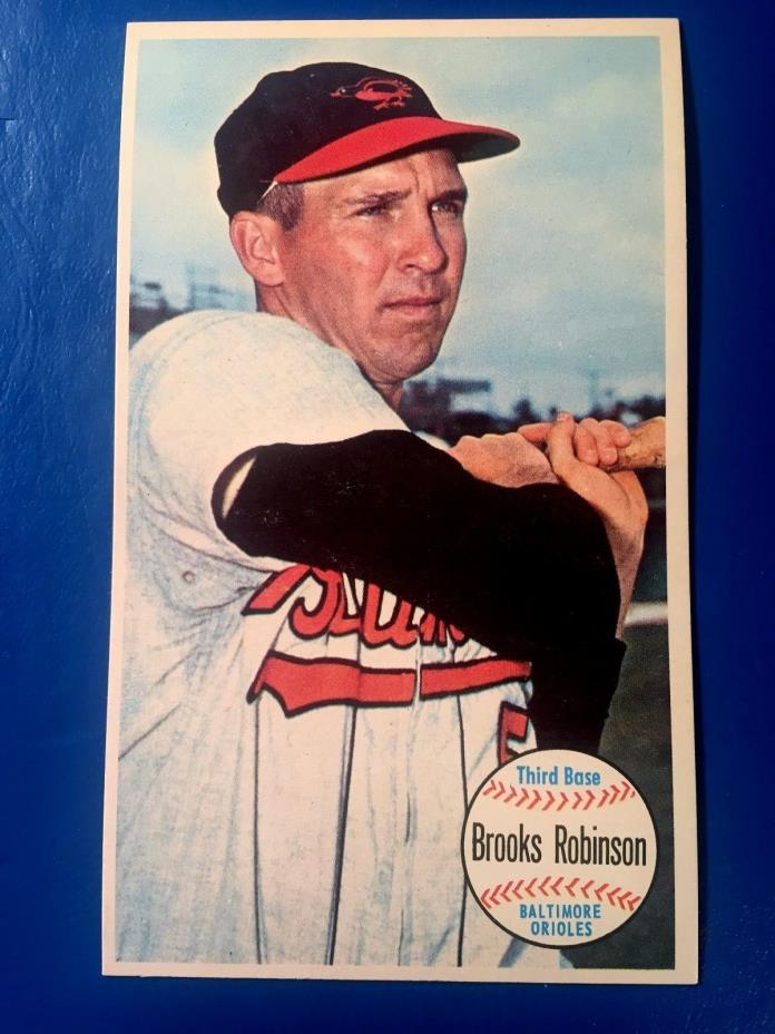 1964 TOPPS GIANTS #50 BROOKS ROBINSON ORIOLES