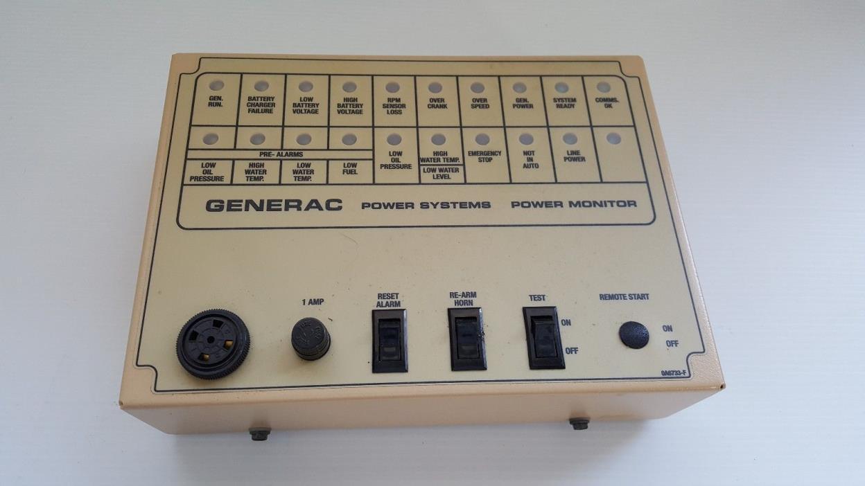 Generac 20 - For Sale Classifieds