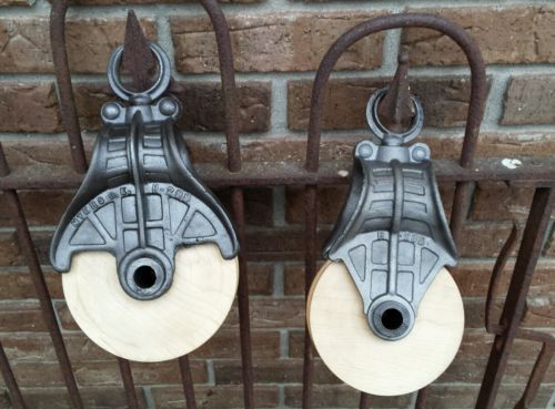 Antique Barn Pulley For Sale Classifieds