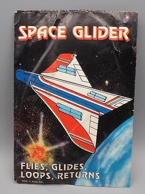 Vintage Space Glider Polystyrene Foam