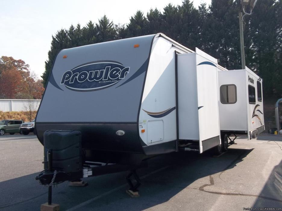 2014 Prowler 29RK Travel Trailer