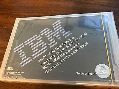 NEW IBM 59H4175 MLR1-16GB Data Tape Cartridge 32GB Servo QIC-5010-DC Compatible