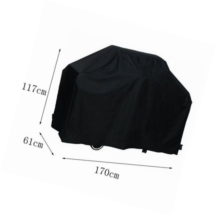 67 inch Waterproof BBQ Cover Gas Barbecue Grill Cover Outdoor Protection
