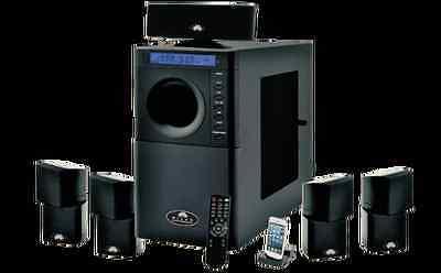 Milan Audio Concepts 2200 Watt Professional Home Theater Surround Sound System