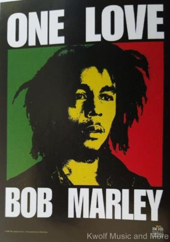 BOB MARLEY Flag/ Tapestry/ Fabric Poster
