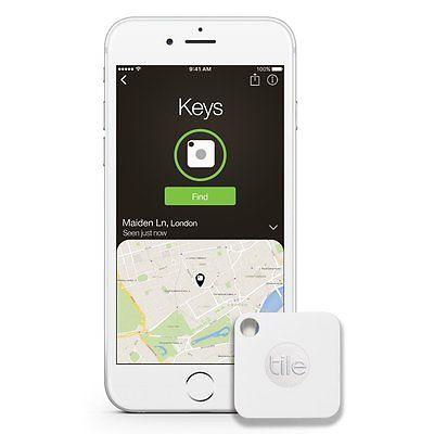 Tile Mate Key Finder, Phone Finder, 4-pack , 100% New & Sealed