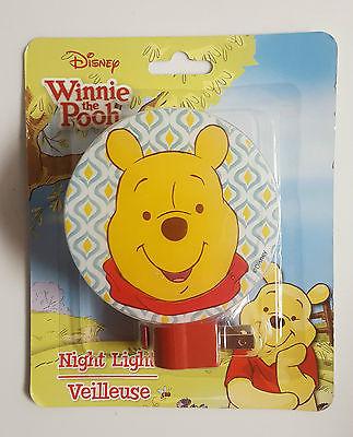 NEW Disney Winnie-the-Pooh Night Light