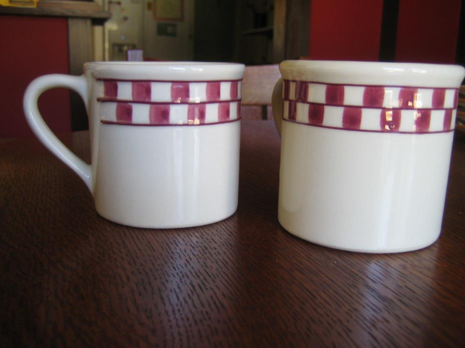 Starbucks/Hartland stoneware mug. 15 oz.