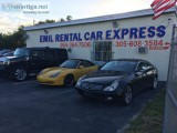 Car Rentals without the hassle of deposits or credit cards