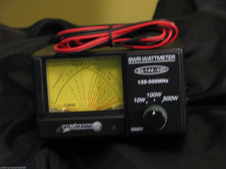 Swr Meter Uhf - For Sale Classifieds
