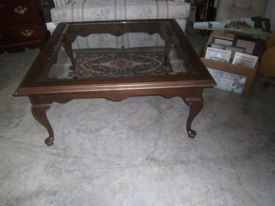 Ethan Allen Coffee Table For Sale Classifieds