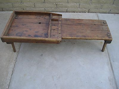 Cobbler's Bench, 1800's