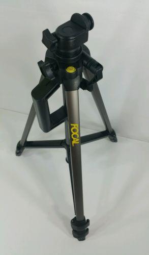 Focal Camera Tripod Pan and Tilt Folded Aluminum