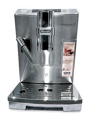 DeLonghi PrimaDonna S De Luxe ECAM 28.465.M 14 Cups Coffee & Espresso Combo