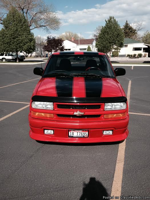 2003 Chev S10 Extreme Pkg.