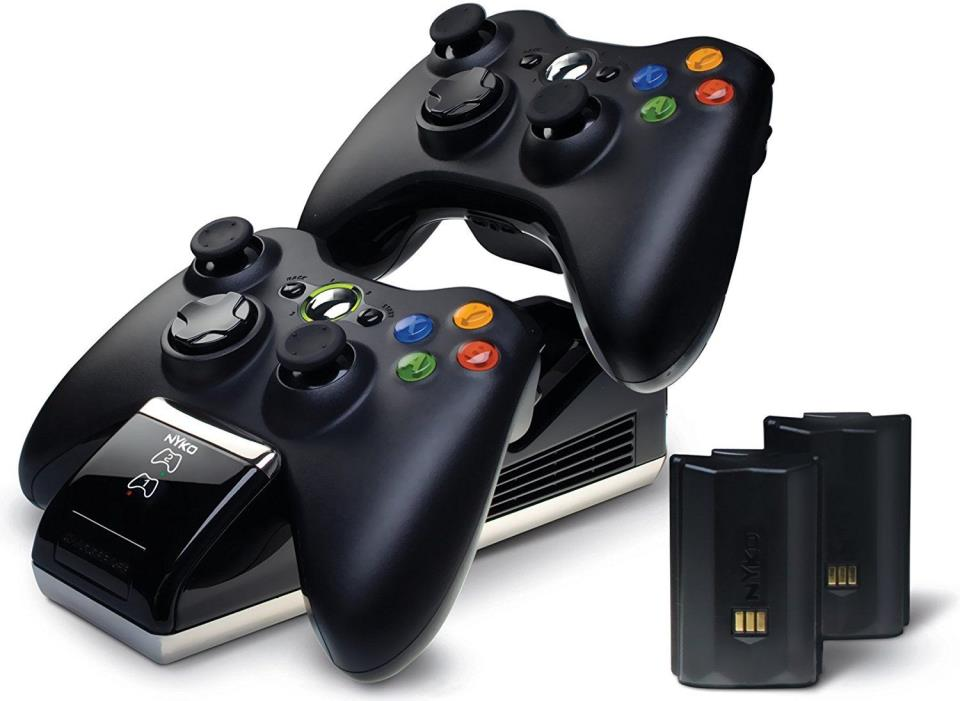 Nyko Charge Base 360 S for Xbox 360