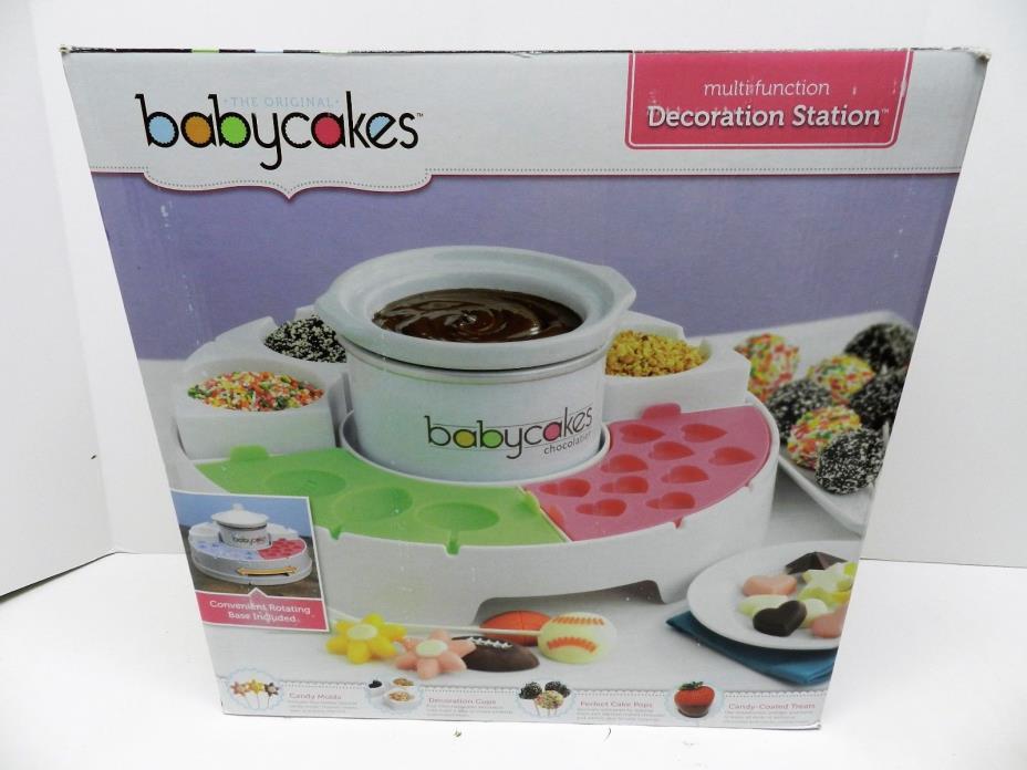 Baby Cakes Multifunction Decoration Station