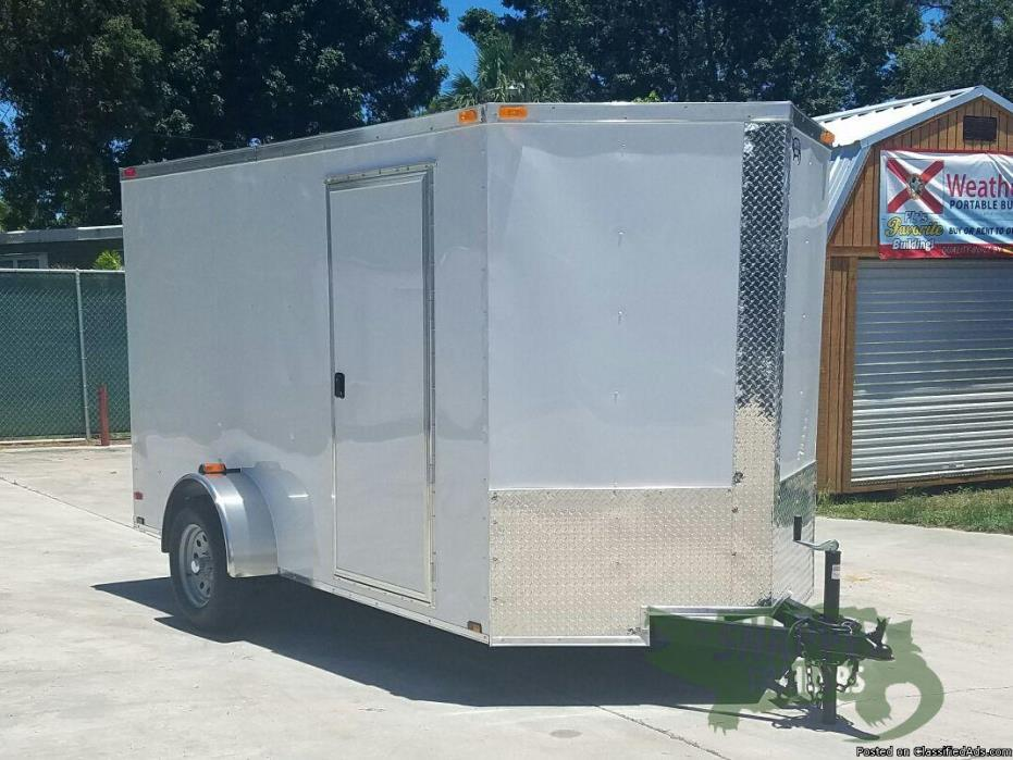 NEW ATV Trailer - 12 ft. with Additional Height