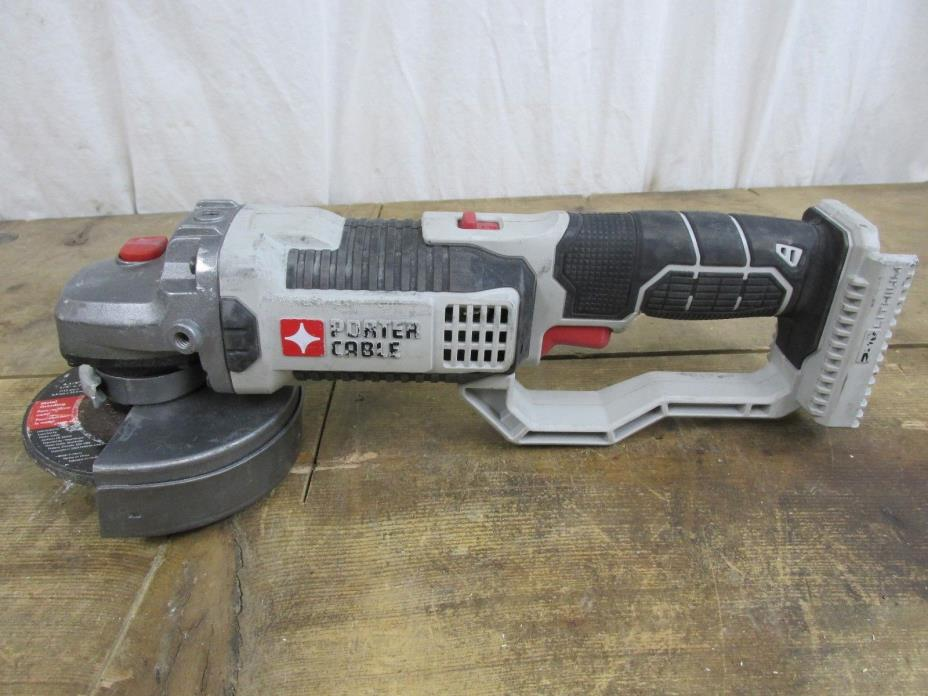 Chicago Electric Angle Grinder Parts ~ Porter cable angle grinder for sale classifieds