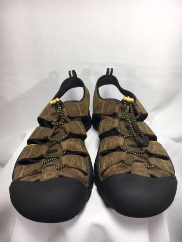 Men's Keen Brown Sport Sandal Size 12