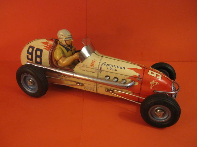 YONEZAWA AGAJANIAN SPECIAL CHAMPIONS RACER #98 1952