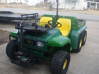 john deere 4 x 6 gator for sale classifieds. Black Bedroom Furniture Sets. Home Design Ideas
