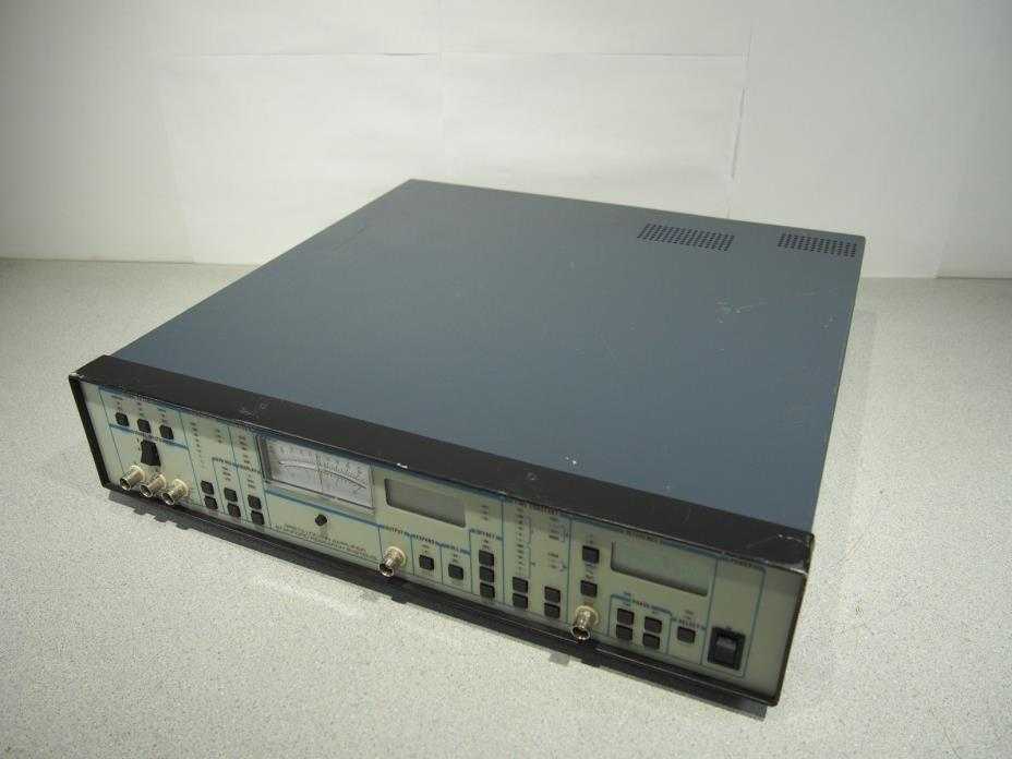 Stanford Research Systems SR510 Lock-In Amplifier SRS2459 Partially Tested