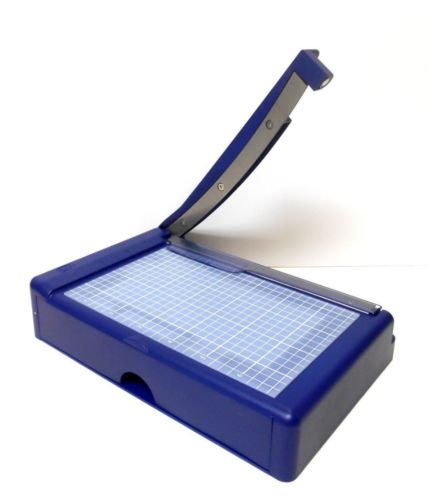 Creative Memories Personal Trimmer Photo Paper Cutter w/ Storage Drawer, Org Box