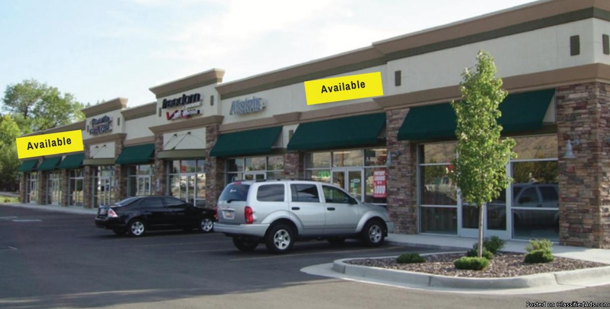 509 N. Harrisville Road - Retail/Restaurant Space