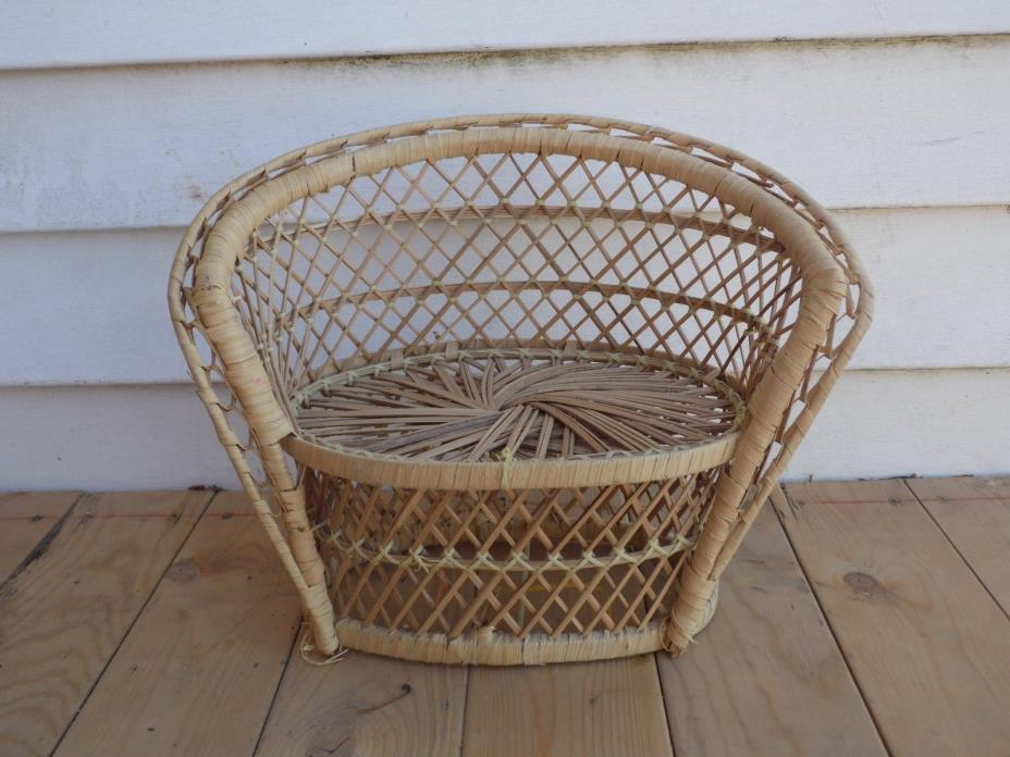 Vintage Rattan Furniture For Sale Classifieds