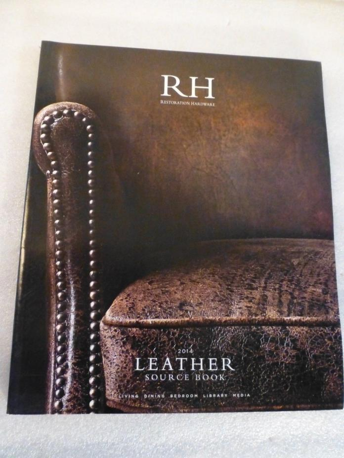 Restoration Hardware Leather For Sale Classifieds