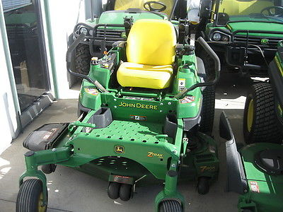 2012 John Deere Z920A Zero Turn Mowers