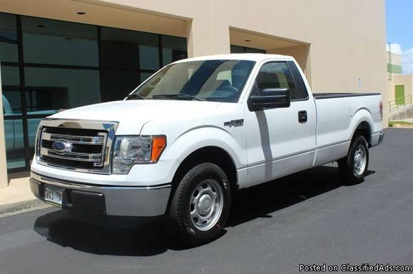 2014 Ford f150 (#3396)