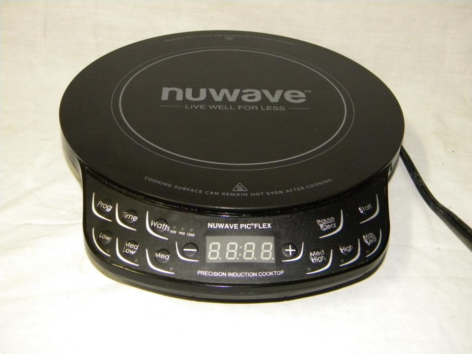 NuWave PIC Flex Precision Induction Cooktop doesnt power on/parts repair