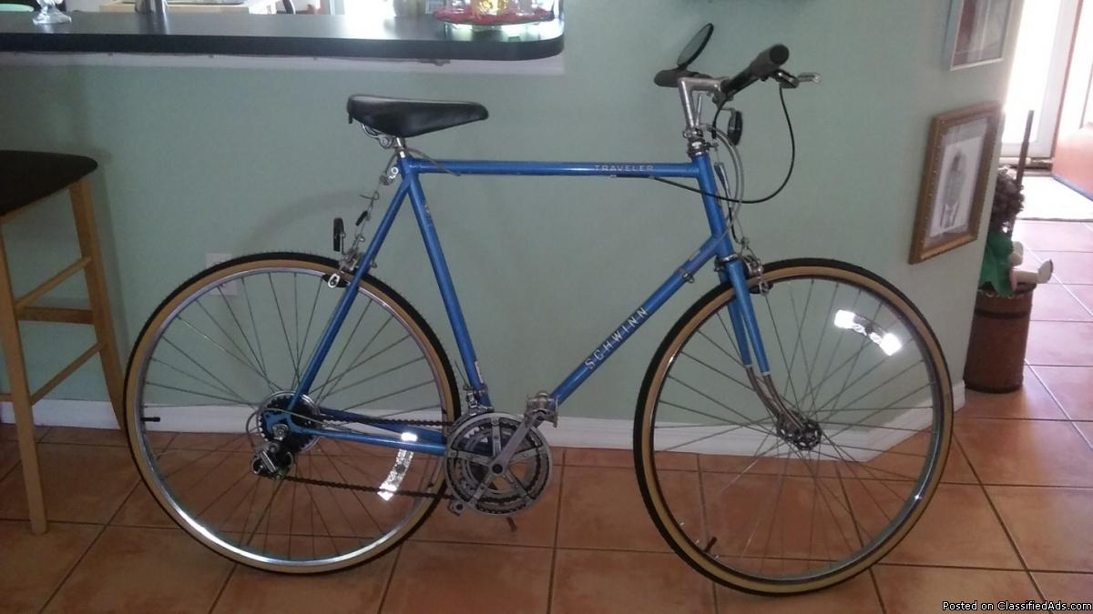 Schwinn Traveler For Sale Classifieds