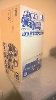 Tamiya #50795 - 1/10 RC Rover Mini Cooper Racing Body Parts Sets