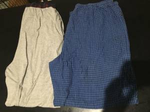 Men's Xl Pj Pants - $3 Each
