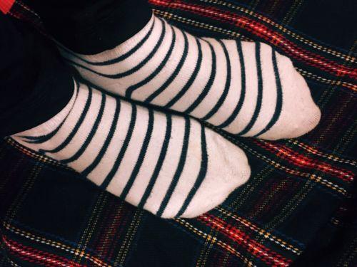 Used Trashed Women's Socks